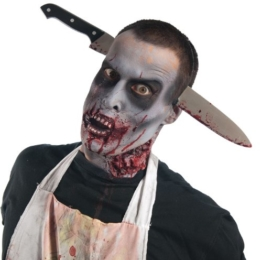 Halloween Messer-Haarreif -