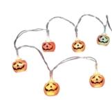 Kürbis Lichterkette - Halloween Partybeleuchtung Halloween -