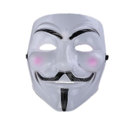 TRIXES Guy Fawkes Maske Karneval Party Halloween Kostüm Fasching -