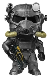 FunKo 018107 Pop Games : Fallout Brotherhood of Steel 49 Vinyl Figure -