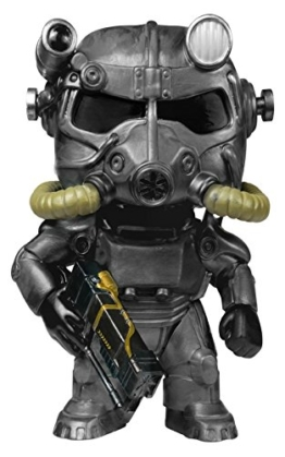 FunKo 018107 Pop Games : Fallout Brotherhood of Steel 49 Vinyl Figure -