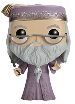 FunKo 021979 Pop Harry Potter Albus Dumbledore 15 Vinyl Figure -