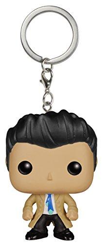 FunKo 024606 Pocket Pop Supernatural Castiel Keychain -