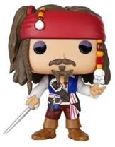Funko 7105 - Pop  Pirates - Jack Sparrow, Aktionfigur-Speilzeug -