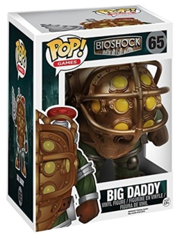Funko - Figurine Bioshock - Big Daddy Oversize Pop 15cm - 0849803061692 -