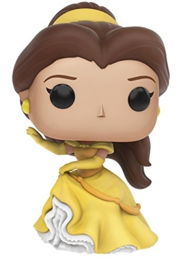 Funko - Figurine Disney - Belle Robe De Bal Pop 10cm - 0889698112208 -