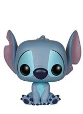 Funko - Figurine Disney - Stitch Assis 10cm - 0849803065553 -