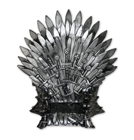 Funko - Figurine Game of Thrones Iron Throne NYCC 2015 Pop 15 cm - 0849803063931 -