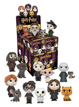 Funko - Figurine Harry Potter Mystery Minis - 1 boîte au hasard / one Random box - 0849803096571 -