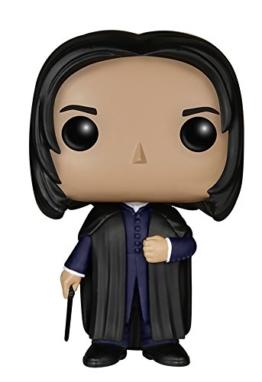 Funko - Figurine Harry Potter - Severus Rogue / Snape Pop 10cm - 0849803058623 -