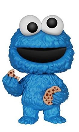 Funko - Figurine Sesame Street - Cookie Monster Pop 10cm - 0849803049133 -