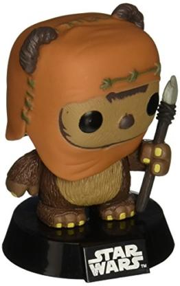 Funko - Figurine Star Wars - Wicket Pop 10cm - 0830395032702 -
