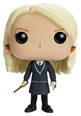 Funko FK6572 Pop Movies Harry Potter: Luna Lovegood Vinyl Figur, 10 cm -