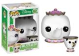 Funko POP Disney La belle et la bête Mme Samovar -