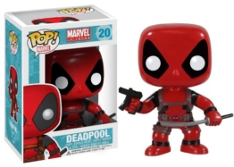 Funko POP Marvel: Deadpool Bobble Head Vinyl Figure -