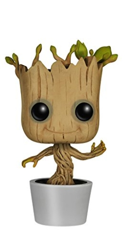 Funko Pop! Vinyl Bobblehead - Marvel's Guardians Of The Galaxy -Dancing Groot -