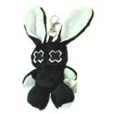 Luv Bunny by Poizen Industries Minxy Schlüsselanhänger (Weiß) -