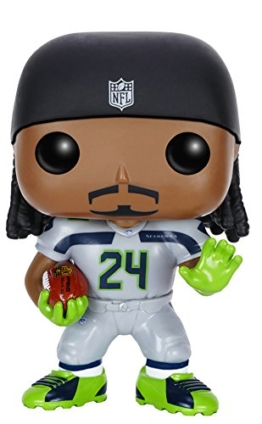 NFL Wave 2 Funko POP Vinyl Figure: Marshawn Lynch -