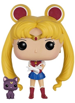 Sailor Moon Sailor Moon & Luna Vinyl Figure 89 Sammelfigur Standard -