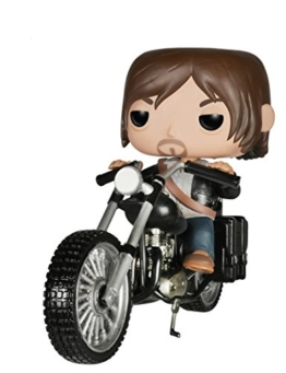 The Walking Dead Daryl Dixons Chopper POP! Figur 12 cm -