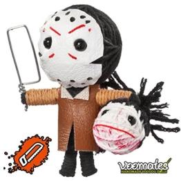 Voomates String Doll Voodoo-Puppen - handgemachte Sorgen-Püppchen Fingerpuppen - Die Handpuppen mit 81 Modelle - Mr. Vengeance (Kopfloser Reiter) -